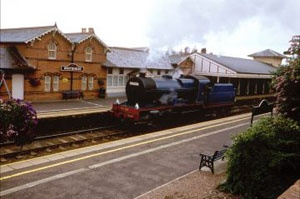 Railway Station, Whitehead